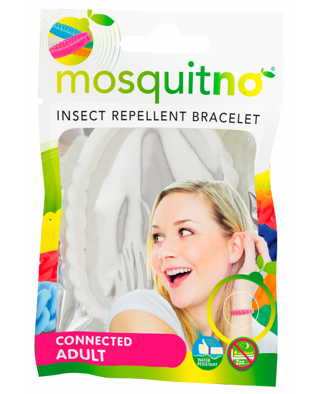 Insect Repellent 'Connected' Bracelet - Adult