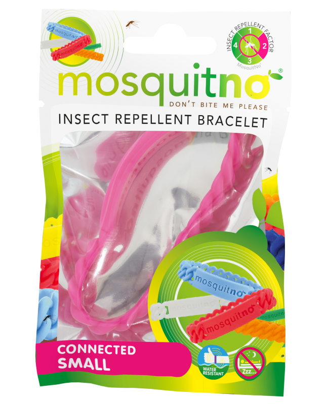 Insect Repellent 'Connected' Bracelet - Kids
