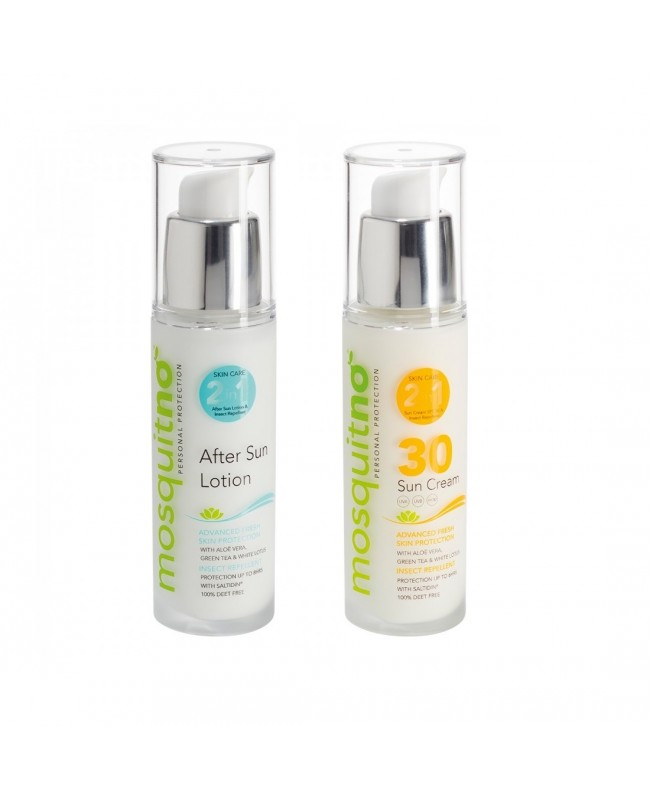 Insect Repellent Sun Care Set