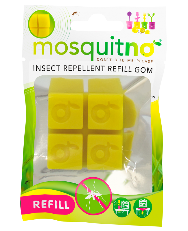 Insect Repellent Refill Gom
